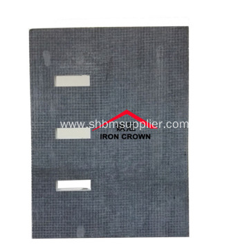 Fireproofing Building Mateiral 15mm MgO Wall Panel Board