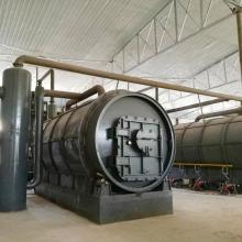 Waste to Energy Pyrolysis Plant