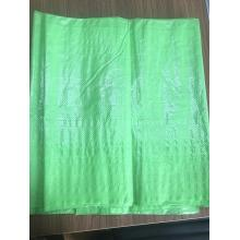 light green light duty PE tarpaulin