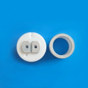 2 Pin I-Metallized Aluminium Oxide Ceramic Insulator