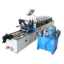 C/U light steel channel roll forming machine