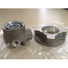 Best Quality for Gravity Casting Parts,Aluminum Alloy Gravity Casting Parts,Aluminum Gravity Die Casting Parts Manufacturers and Suppliers in China Investment Casting Aluminum Part export to Sierra Leone Factory