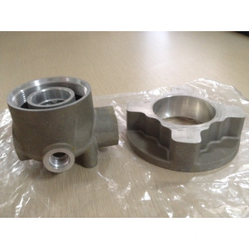 Hot sale Factory for Aluminum Gravity Die Casting Parts Investment Casting Aluminum Part export to Sri Lanka Suppliers