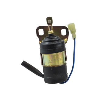 Bottom price for Engine Parts For Kubota,Kubota Engine Components,Kubota Engine Parts Manufacturers and Suppliers in China Fuel Shutoff Solenoid E5753-60015 For LS Kioti Tractors supply to Central African Republic Manufacturer
