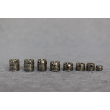 M2 M96 Slot Brass Threaded Inserts