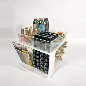 Cheap Acrylic Makeup Storage