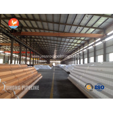 Customized for Steel Boiler Tube ASTM A213 T92 Seamless Alloy Tube supply to Georgia Exporter