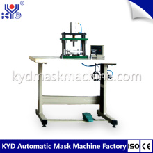Semi-automatic Cup Masks Breather Holes Punching Machines