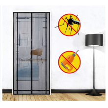 Anti fly bug magnetic mosquito net door curtain
