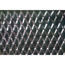Stainless steel expanded metal mesh design