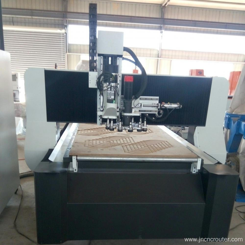 ATC wood carving cnc router wood cutting machine