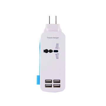 US Plug Best Travel Multi-USB Charger 2019