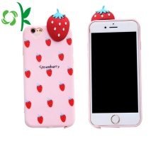 Newest Products Customized Silicone Phone Case Making