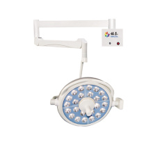 Wall mounted medical lamps