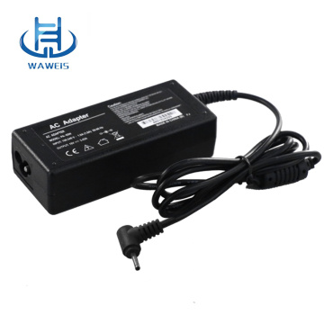 3.0*1.0mm OEM Laptop Power Adapter Samsung 19V 3.42A