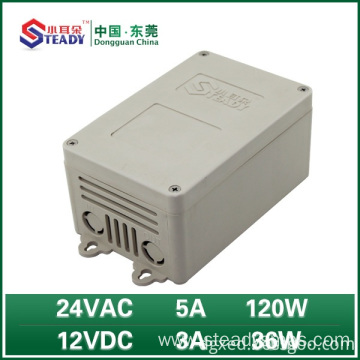 Quality for Outdoor Power Supply Kit Outdoor power supply 24VAC 5A 12VDC 3A supply to Portugal Suppliers