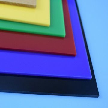 Best Quality for Acrylic Rod Extruded Color Acrylic Thickness PMMA Sheet export to Indonesia Factories