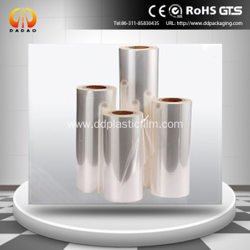 50u PET heat shrink film for bottles