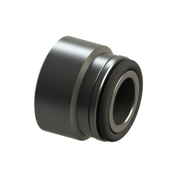 Screw-In Direct Acting Poppet Type In-Line Check Valve