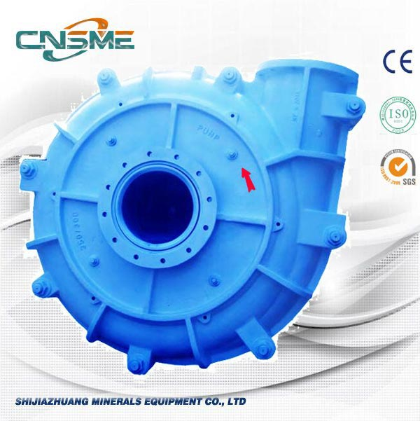 Iron Ore Metalic Slurry Pump