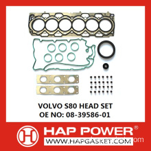 100% Original for Engine Complete Gasket Set VOLVO S80 HEAD SET export to Hungary Supplier