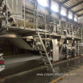 Small Toilet Tissue Paper Making Machine
