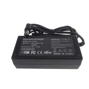 19v 3.42a acer laptop charger