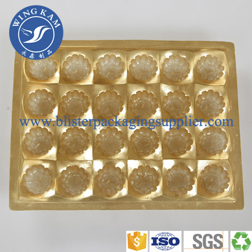 Slider Blister Packaging Plastic Blister Packaging Custom Print