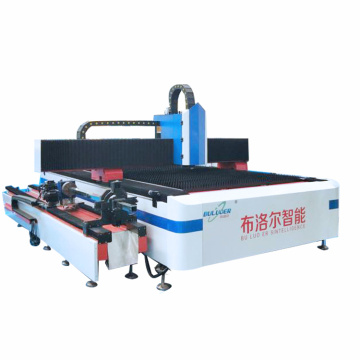tube pipe fiber laser cutting machine