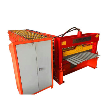 Corrugated Wall Panel Roll Forming Machine