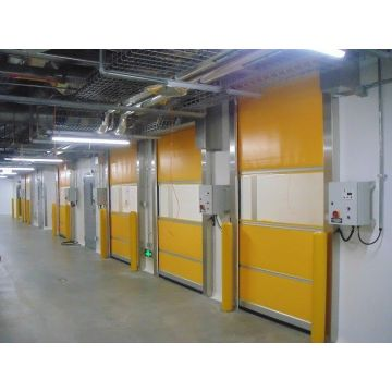 Energy-saving Fabric Fast Action Roll Door