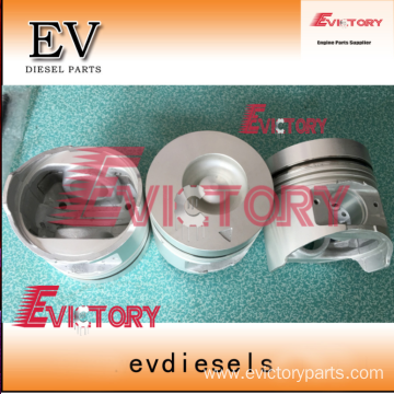 ISUZU engine parts piston 4HG1T piston ring