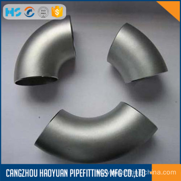 ASME B16.9 SCH 40 Carbon Seamless Steel Elbow