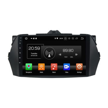 car dvd player cù gps per CIAZ 2013-2017