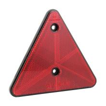 Customized for Trailer Reflector Screw Install Traingle Truck Trailer Reflectors supply to Australia Wholesale