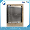 Oil Cooler for Hydraulic Excavator in Aluminum
