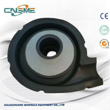 Corrosion Resistant Rubber Pump Parts