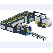 A4 paper cutting machine slitting packing machine