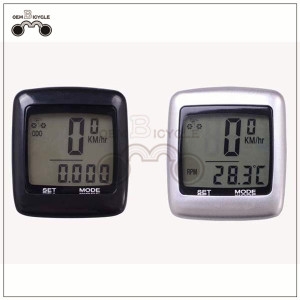 Wireless bike computer bicycle speedometer cycle odometer for sale