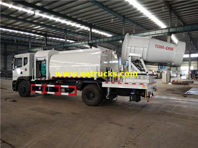 180hp Mutifunctional Dust Control Vehicles