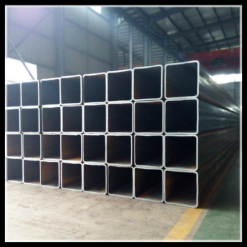 Rectangular Steel Tube Pipe Hollow Metal Pipe