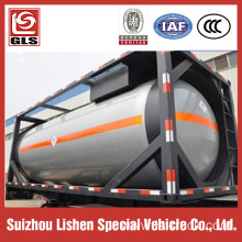 20ft Standard size LPG Tank Container