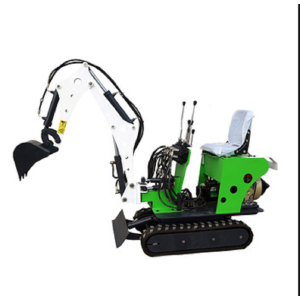 0.5 ton mini excavator for the garden park