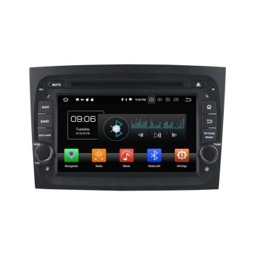 Dobol android 8.0 dvd players well radio sound