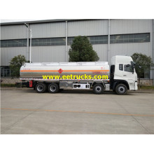 28cbm 12 Wheel Gasoline Refilling Trucks