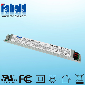 Best Quality for Linear Lighting Driver 30W 750mA Linear Light Led Driver export to India Manufacturer