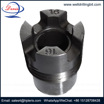 Water Well Drill TCI Tricone Bit Nozzle