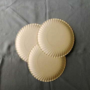"5""6""Paper Plates For Cake Party Use"