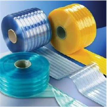 China for PVC Film Rolls Soft Clear PVC Film For Curtain supply to Italy Factories