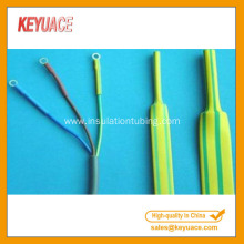 Top for Thin Wall Polyolefin Heat Shrink Tubing Yellow Green Heat Shrink Tubes export to Indonesia Suppliers